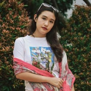 Kumpulan Foto Cantik Luna Shabrina