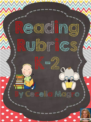 https://www.teacherspayteachers.com/Product/Primary-Reading-Comprehension-Rubrics-113828