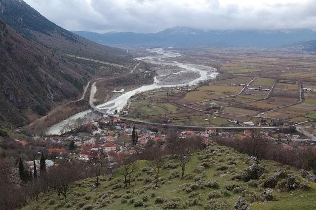 Αποτέλεσμα εικόνας για Βελτίωση του τμήματος Καλπάκι-Κόνιτσα της Ε.Ο. Ιωαννίνων-Κοζάνης