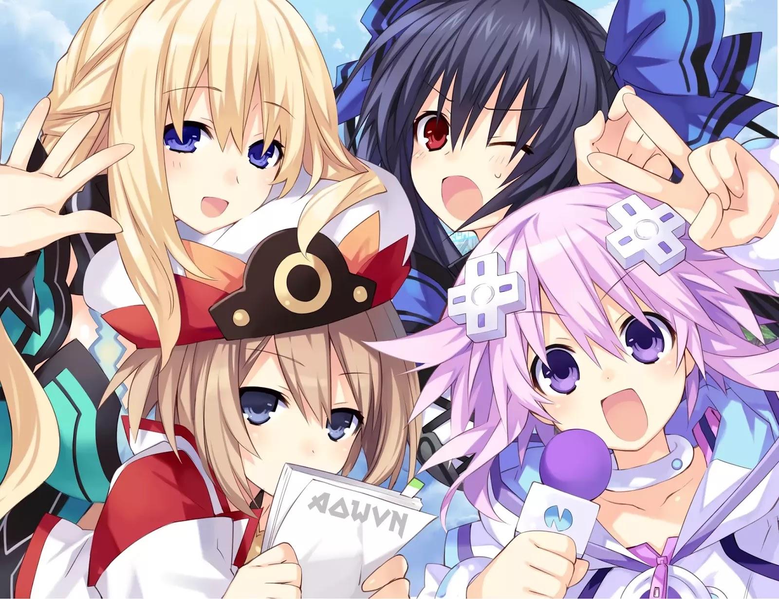 AowVN.org min%2B%252813%2529 - [ Hình Nền ] Game Hyperdimension Neptunia cực đẹp | Anime Wallpapers