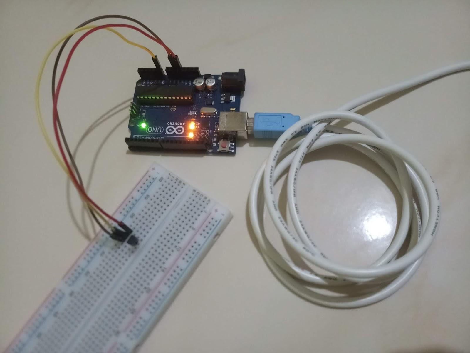 Let's Refresh: Arduino - VI