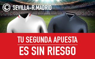 sportium Promocion Sin Riesgo Sevilla vs Real Madrid 26 septiembre