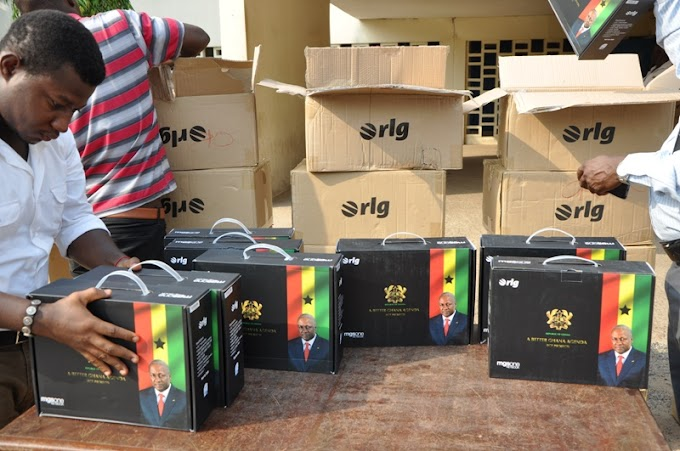 RLG to refund GH¢6.3m to laptop cash to government