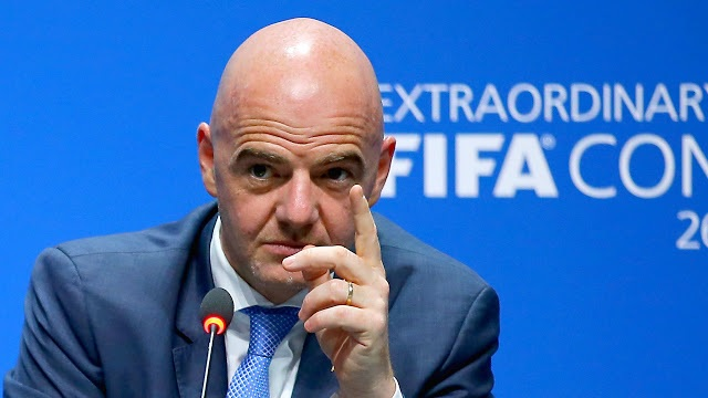 FIFA Ethics Committee clear Infantino