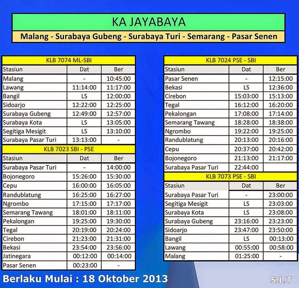 kereta api pt kai luncurkan ka new jayabaya malang surabaya jakarta rh yayangargogreen blogspot com jadwal kereta api ekonomi surabaya jakarta kertajaya jadwal kereta api ekonomi surabaya jakarta 2017