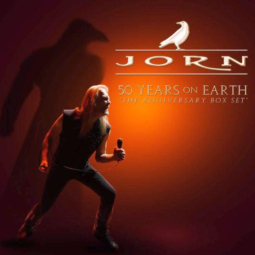 JORN - 50 Years On Earth ; The Anniversary Box Set [12 CD] (2018) full