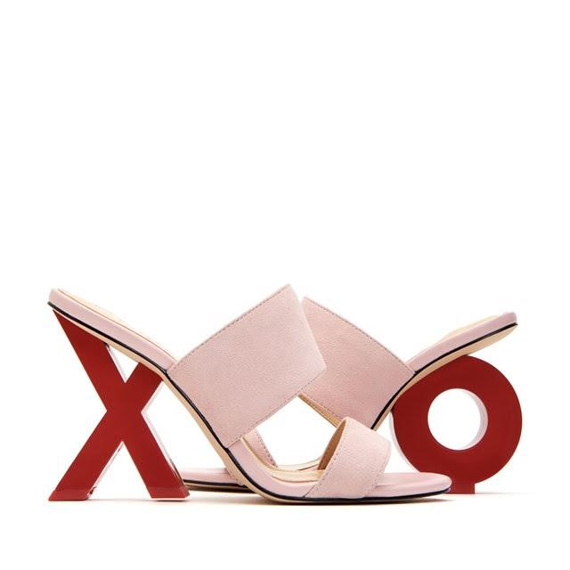 Image of Katy Perry Collections XO heel slides