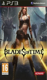 jaquette blades of time playstation 3 ps3 cover avant g 1331302514 - Blades of Time - PS3