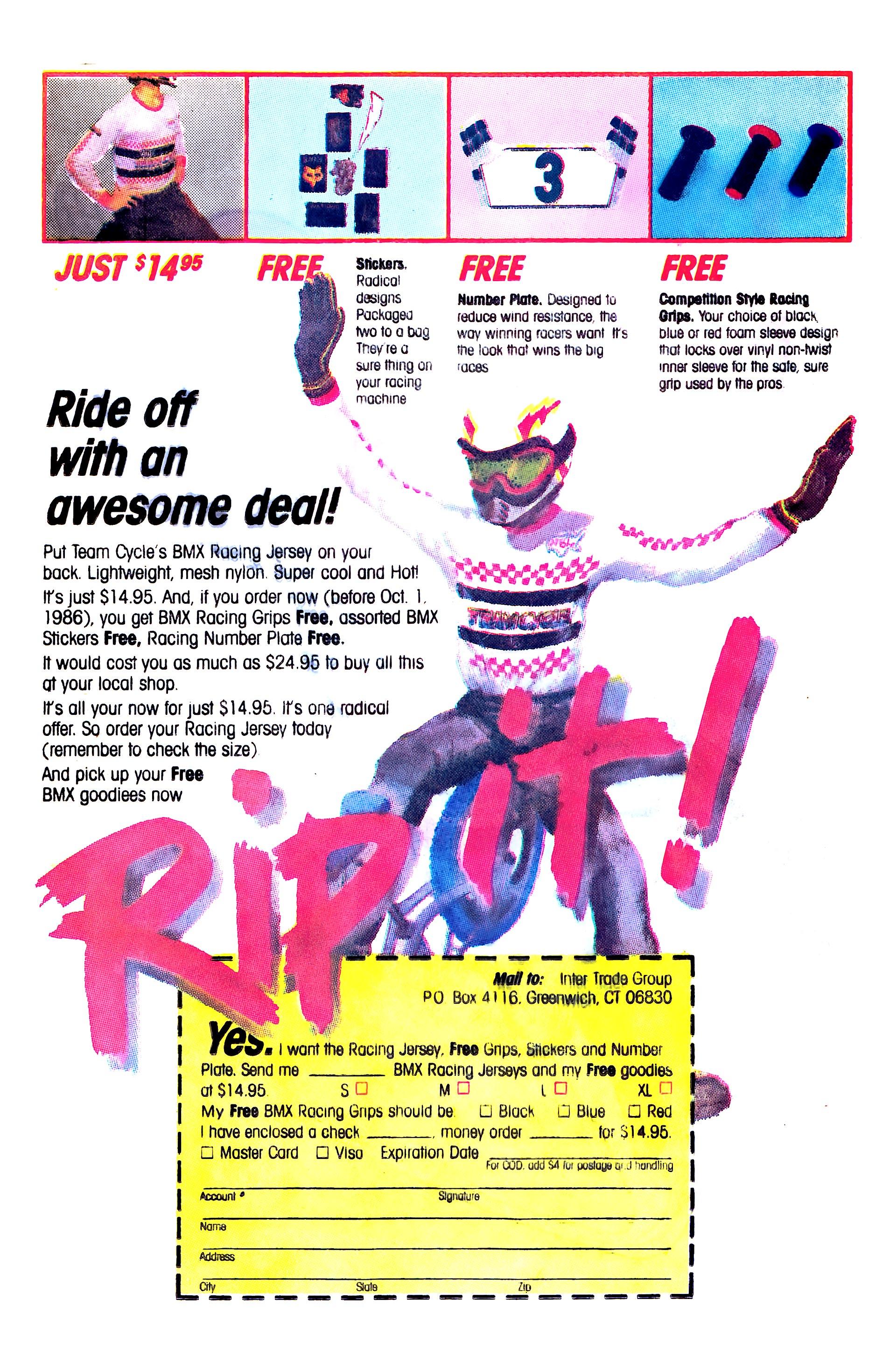 Read online Secret Origins (1986) comic -  Issue #7 - 13