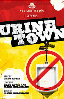 urinetown the musical essay This essay examines the critical and commercial success of urinetown: the musical in light of its dual status as broadway hit and subversive satire in the wake of its 2001–04 tony awardâ.