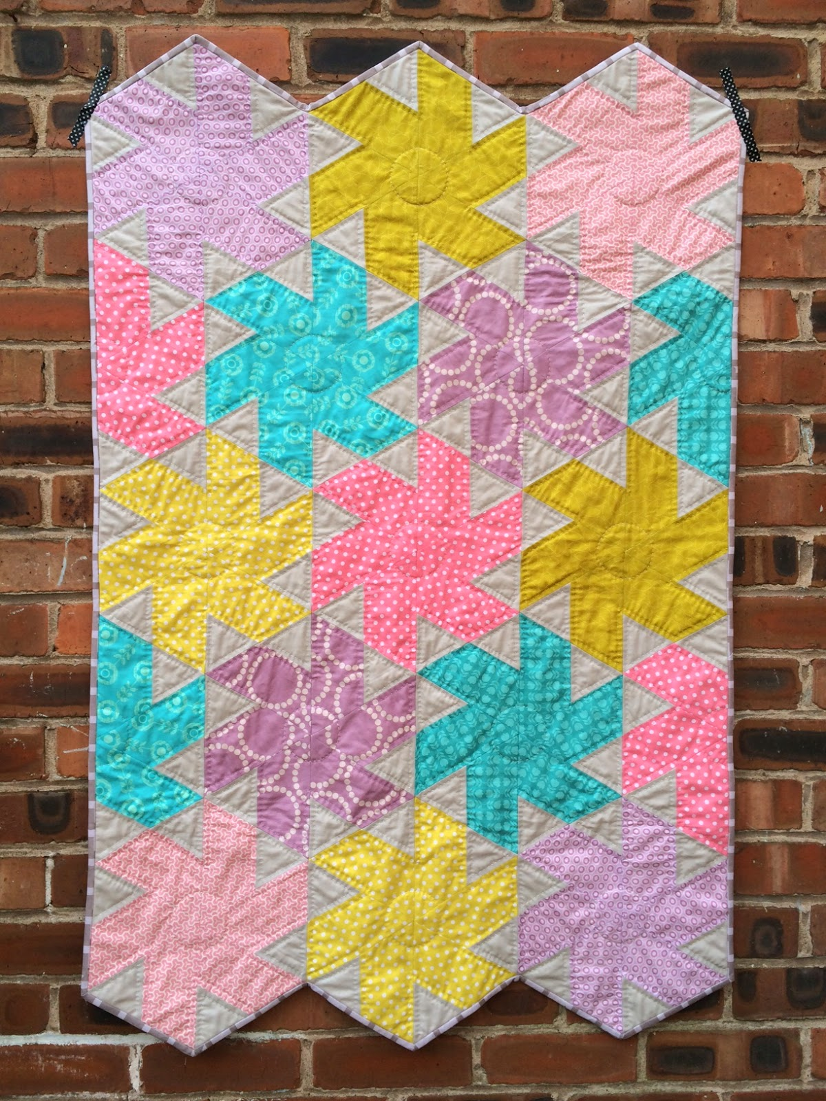 Tiny Dancer quilt