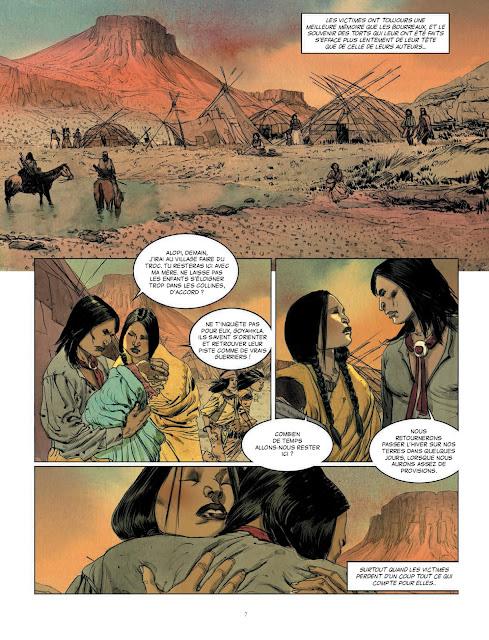 Geronimo de Matz et Jef chez les editions Rue de Sèvres page 7
