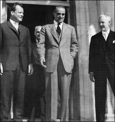 Αποτέλεσμα εικόνας για Κ.ΚΑΡΑΜΑΝΛΗΣ 1960