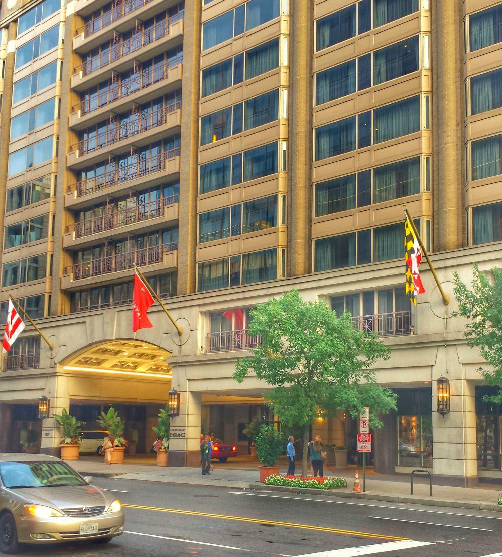 Grand Hyatt Dc Room Service Menu