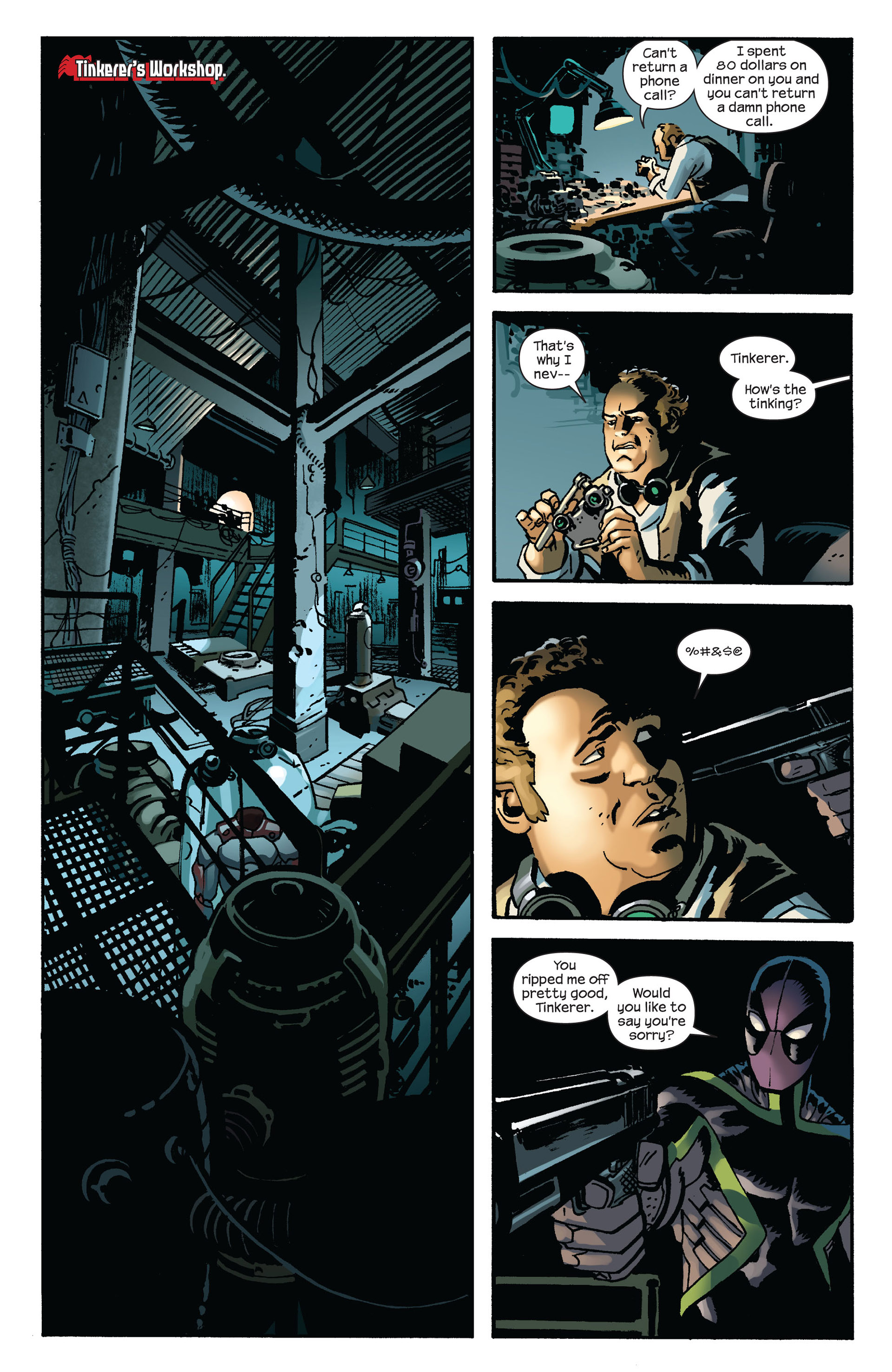 Read online Ultimate Comics Spider-Man (2011) comic -  Issue #7 - 13
