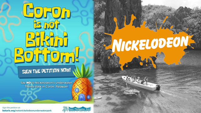 Nickelodeon to Build an Underwater Theme Park in Palawan