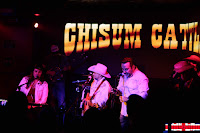 Chisum Cattle Co. & Eagle Eye en Boite Live