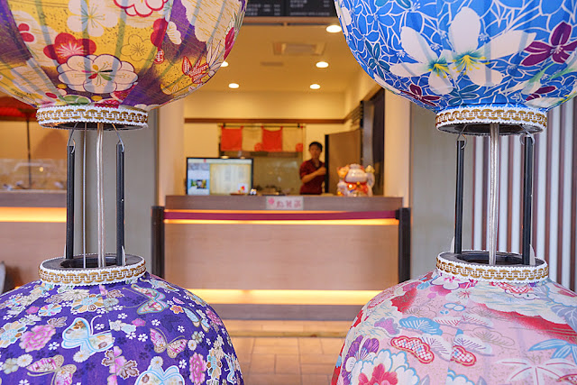 DSC09178 - 台中大判燒│金典酒店旁日式風格店下午茶,水晶系列口味最推薦