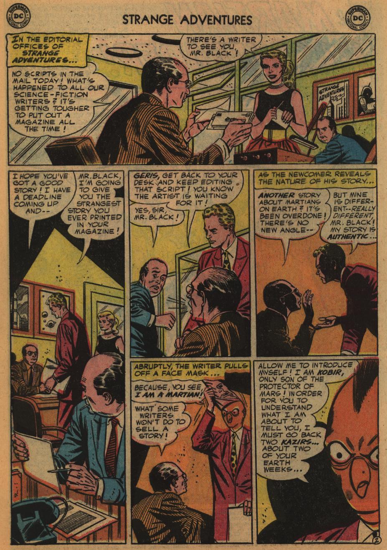 Strange Adventures (1950) issue 67 - Page 4