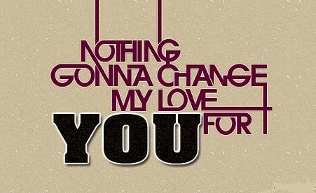 Nothing Gonna Change Chords And Lyrics Glen Medeiros Indichords