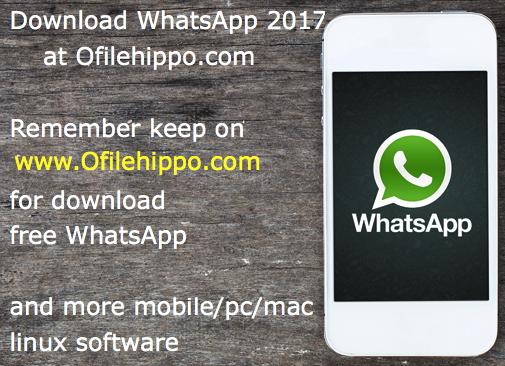 WhatsApp 2019 Free Download