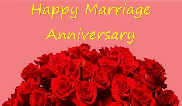 Best wedding Anniversary Photos, Images and Quotes -happy anniversary flowers pictures