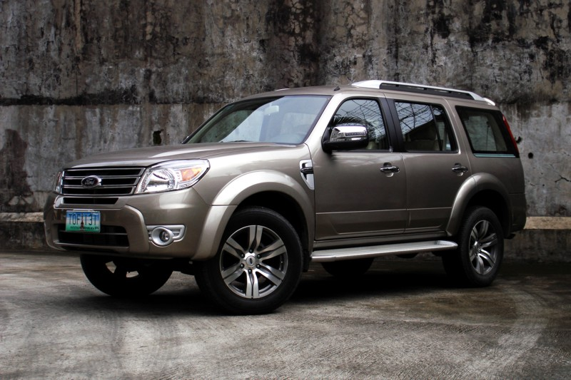 Review 2012 Ford Everest 2 5 Limited Philippine Car News Car Reviews And Prices Carguide Ph