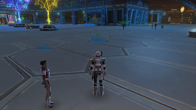 SWTOR | Gameplay | For Gamers Like Me