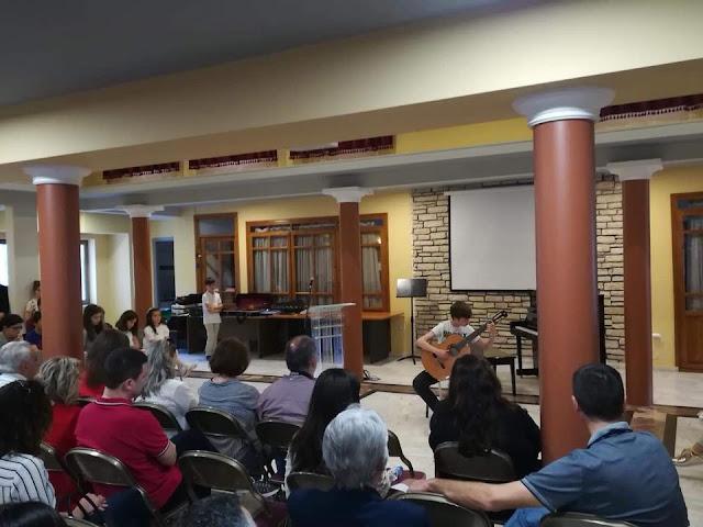 Ήγουμενίτσα: Μάγεψε το κοινό, η πρώτη εαρινή εκδήλωση του Πρότυπου Ωδείου Ηγουμενίτσας
