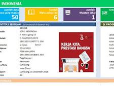 Aplikasi Raport K13 SD Revisi Terbaru