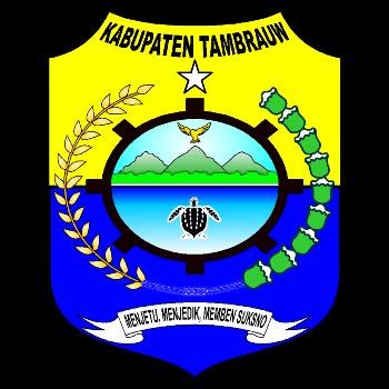 Logo Kabupaten Tambrauw PNG