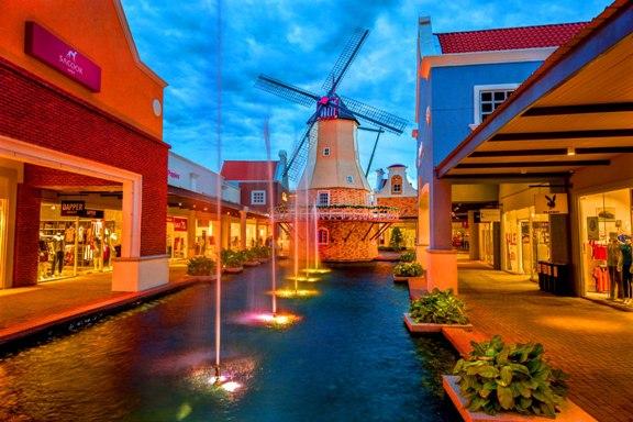 Freeport A'famosa Outlet Village tempat shopping melaka