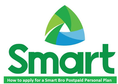How to apply for a Smart Bro Postpaid Personal Plan