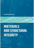 IJMSI - International Journal of Materials and Structural Integrity