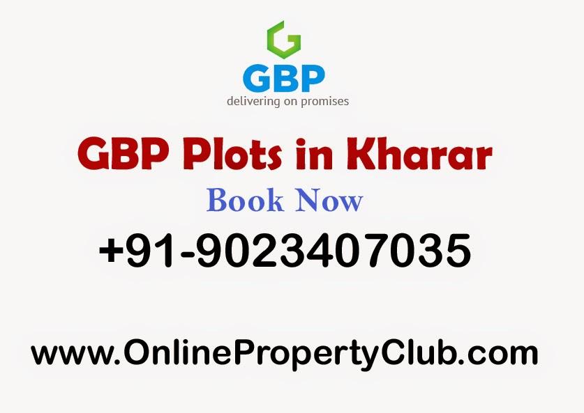 Plots in Kharar GBP Crest Kharar, Mohali