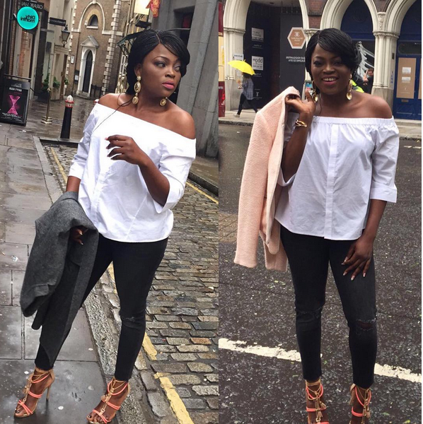 funke - Toyo Baby Is Cool In Makeup Free Photos