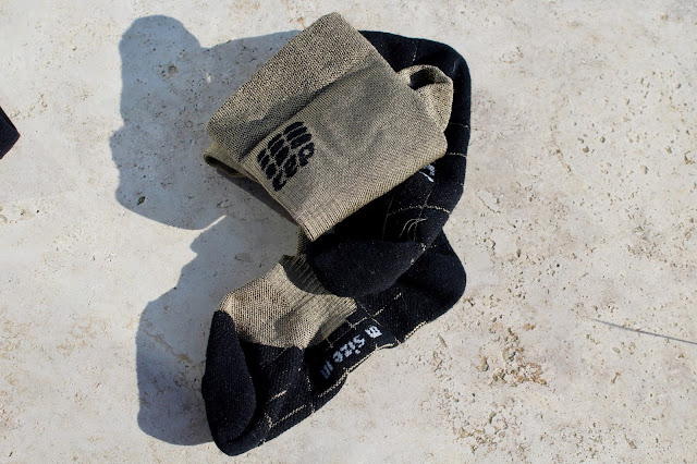CEP Metalized Running Socks