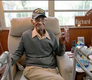 US oldest World War II veteran dies in Texas at age 112