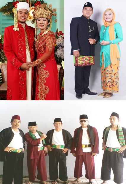 Keunikan Pakaian Adat Sunda : keunikan, pakaian, sunda, Wisata, Budaya:, Keunikan, Pakaian, Tradisional, Betawi, Provinsi, Jakarta