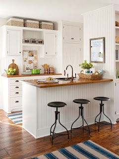 Renovar la cocina con poco presupuesto haciendo pequeños cambios decorativos
