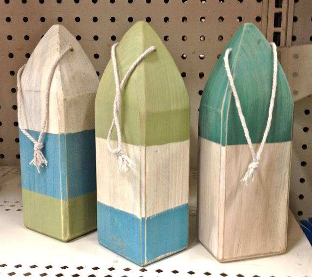 The Coastal Collection Is Curly 40 Off Which Makes Nautical Accessories In This A Steal My Favorite Finds Are These Wood Buoys They