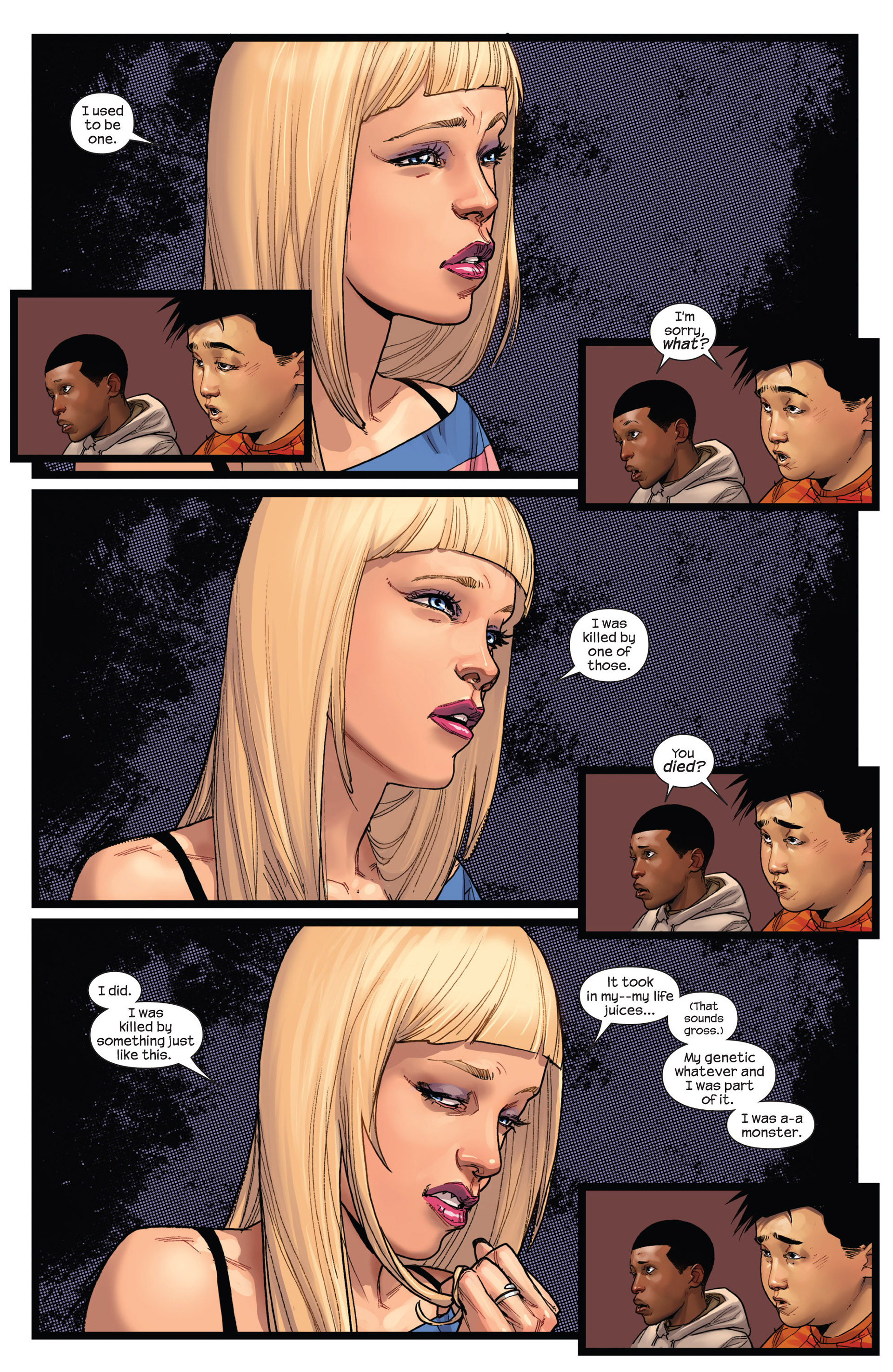 Read online Ultimate Comics Spider-Man (2011) comic -  Issue #21 - 14
