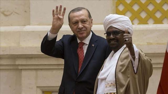 البشير-اردوغان