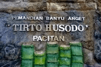 Pemandian Banyu Anget Tirto Husodo Arjosari Pacitan