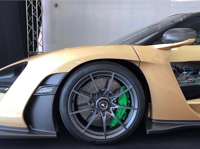 chassis 254,  Gold  Senna finished in Colorado