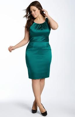 Modelos de vestidos de fiesta para senoras gordas