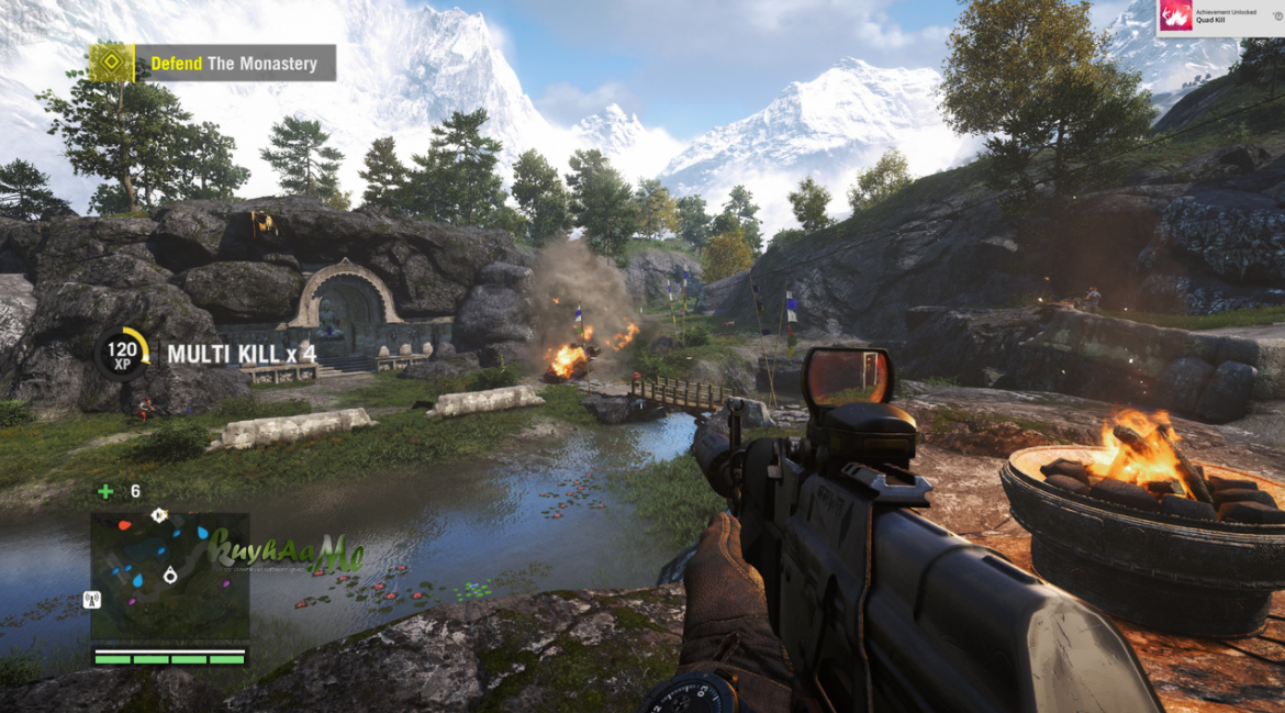 Far Cry 4: Gold Edition v1.10 + All DLCs
