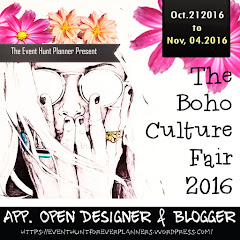 Coming soon! The Boho Culture Fair 2016