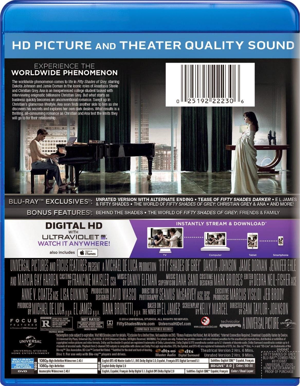 fifty shades of grey 2 dvd start deutschland