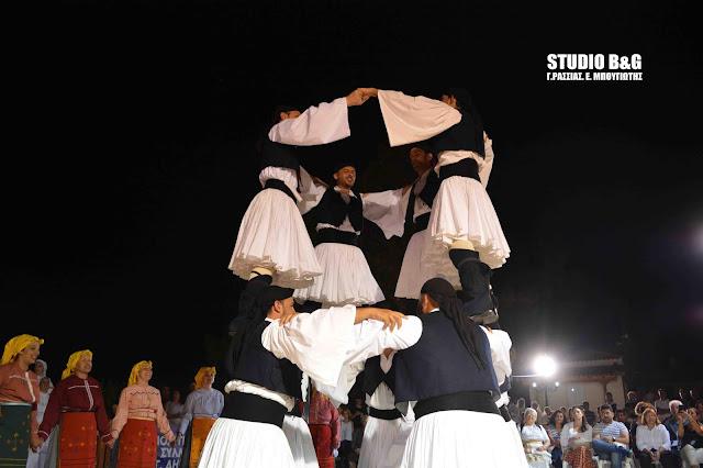 Αργολίδα: Με το 1ο Χορευτικό Αντάμωμα τίμησε την Παναγία την Αρβανίτισσα ο Πολιτιστικός Σύλλογος Αγίου Δημητρίου